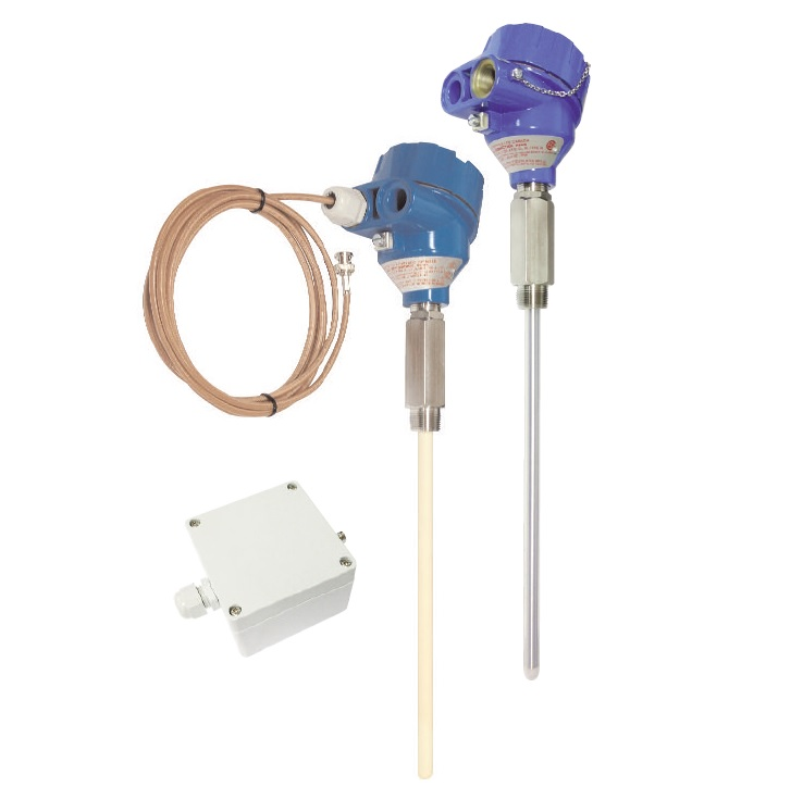 Capacitance Level Transmitter for Steam Boiler Applications Picture