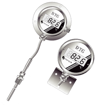 DTG12 Digital Temperature Gauge, Configurable Alarm, Remote Probe Picture