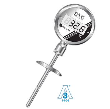 DTG41 Sanitary Digital Temperature Indicator Picture