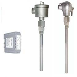 Continuous Capacitance Level Transmitter 4-20mA, Loop Powered Picture