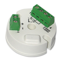 Universal Programmable Temperature Transmitter w/4-20mA or 20-4mA Output Picture