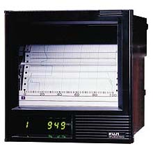 Fuji Electric Inkjet Strip Chart Recorder Picture